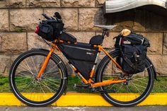 Korea, adventure cycling, bikepacking