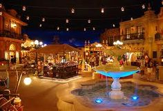Epcot World Showcase Mexico Pavilion.  The restaurant has mmmm tasty food and margaritas....and a nice tequila bar;-)