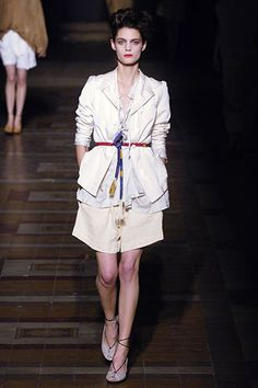 Dries Van Noten | Spring 2006 Ready-to-Wear Collection