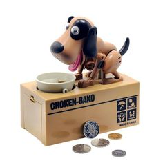Check this product out !   x  http://www.rocketsuperstore.com/products/dog-coin-money-bank?utm_campaign=social_autopilot&utm_source=pin&utm_medium=pin