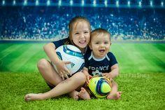 Photographe spécialiste shooting enfants Paris / Polina et Ivan