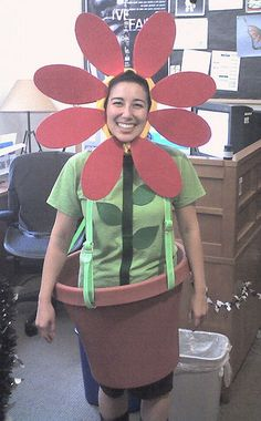 flower costume                                                       …