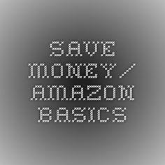 save money/ amazon basics