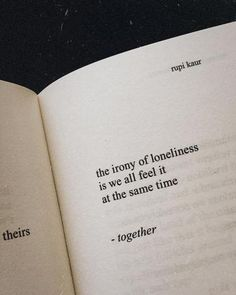 Loneliness affects everyone at one point or another in their lives and that's OK. These 25 lonely quotes about being alone sum up what loneliness and being single (and sad) feels like and will remind you that you're not alone, even if you feel like it. Sun Quotes, Time Quotes, Mood Quotes, Poetry Quotes, Quotes In Books, Quotes Quotes, Feeling Lonely Quotes, Qoutes, Quotes Positive