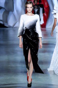 Ulyana Sergeenko haute couture Fall/Winter 2014-2015 #fashion