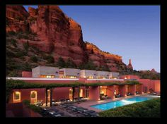 Our all-inclusive spa resort in Sedona, Arizona is your path to seek in and naturally find harmony. Discover why Mii amo was awarded the Destination Spa in the US by Travel + Leisure in Sedona Arizona, Sedona Spa, Arizona Spa, Couples Spa, Best All Inclusive Resorts, Beste Hotels, Most Romantic Places, Le Far West, Wayfarer