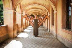 """Madame Farfalla, Aug. 2016, Italy / Teil der Serie """"Madame et Monsieur Papillon"""""""