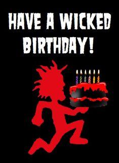 insane clown posse happy birthday - Google Search