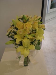 It's nice yellow flowers bouquet.  http://www.unny.com