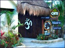 Om Tulum...my FAVORITE place on our trip!