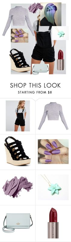 """Untitled #1251"" by caitlin-ladybug-fogle ❤ liked on Polyvore featuring Pull&Bear, Chinese Laundry, Bobbi Brown Cosmetics, Kate Spade and Urban Decay"
