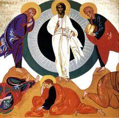 Kiko Arguello, Trasfigurazione di Cristo