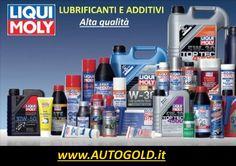 LIQUI MOLY: lubrificanti e additivi di alta qualità. Il più fornitore store online: www.AUTOGOLD.it - #LiquiMoly #additivi #lubrificanti #motori #olio