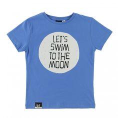 T-shirt unisex moon | Nuit de Folie