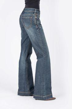 Vero Moda Seven 7 Jeans Slim Fit Röhrenjeans Hose Pants Denim Damen Used Stretch