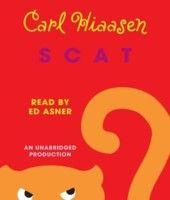 Scat, by Carl Hiaasen (1 vote)