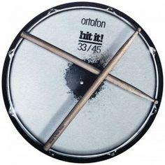 ortofon slipmat set drumsticks