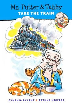 March--Mr. Putter And Tabby Take The Train