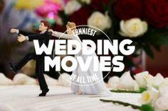 Funniest Wedding Movies of All Time Wedding Movies, Wedding Humor, All About Time, Funny, Funny Parenting, Hilarious, Wedding Film, Fun, Humor