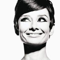 Audrey of course