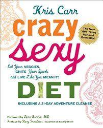 crazy sexy diet, kris carr, 21 day cleanse, etsystalkers.com