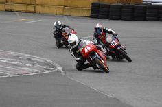 matelica7.com/... #ミニバイク #サーキット #レース #ヒーローしのいサーキット #80's #cafe racer #max10group #カフェレーサー #バイク女子