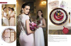 Mintstationery.com featured in the latest Wedding Album magazine. Shot at Casa Labia, by Gareth Van Nelson/ HSMimages.co.za.
