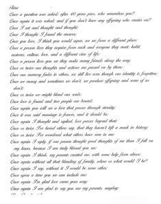 The drug poem | Addiction | Pinterest | The o'jays, Poem and Drug ...