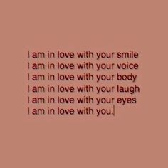 """First to God who created you and then to everything what makes you """"you"""", I am in love. Film Quotes, Poetry Quotes, Book Quotes, Me Quotes, Motivational Quotes, Inspirational Quotes, Qoutes, Am In Love, Love You"""
