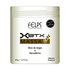 Is an effective and modern treatment as much as Keratin Treatment. Based on Argan Oil and Macadamia, super practical to Reduce Volume and Straightening Hair, handles all fiber structure, keeping the hair aligned , nourished, strong, healthy and frizz-free . With its unique formula based Argan Oil and Macadamia  Hair Botox Felps Professional acts in sealing the cuticle and spare mass, recovering all the hair structure.