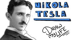 NIKOLA TESLA | Draw My Life En Español