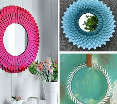 Cucharas de plástico recicladas