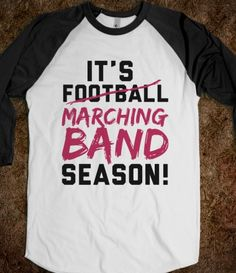 2c6c75c39 142 Best Marching band shirts images | Marching band shirts, Band ...