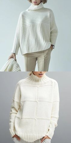 discount fashion 2019 fashion sweater and - discount 60 Fashion, Fashion Outfits, Womens Fashion, Winter Outfits, Casual Outfits, Long Sleeve Sweater, Sweater Cardigan, Kinds Of Clothes, Autumn Winter Fashion