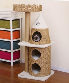 Hide & Play Castle Cat Condo