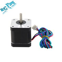 Compare Price 42 Stepper Motor Nema 17 with 4 Pin Dupont Cable Part For CNC XYZ Printers Parts Accessories 3d Printer Parts, Printer Scanner, Stepper Motor, Printers, Cnc, Cable, Accessories, Electronics, Store