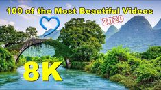 100 of the Most Beautiful Videos ▶ 8K VIDEO ULTRA ▶ Beautiful Videos 2020 Most Beautiful, The 100, World, Videos, Youtube, The World, Youtubers, Youtube Movies