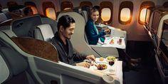 Emirates Hello Tomorrow by Maurice Heesen, via Behance