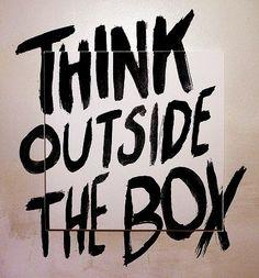What is @DigitalKBC? What is its aim? Read our first Tweep. Think Outside the Box! http://www.digitalkbc.com/tweep.html?id=38