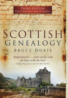 Scottish Genealogy by Bruce Durie is a comprehensive guide to tracing Scottish family history.  Find this guide in the Library's Genealogy Collection @ Call #: GEN 929.19411 SCOTTISH DUR.