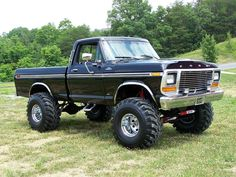 1980 f150 lifted - Google Search