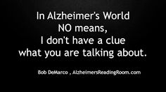 How the Invention of Alzheimer's World Changed My Life | Alzheimer's Reading…