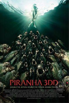 3D 食人魚2:全面獵殺 piranha 3DD,2012