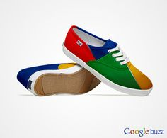 Social Sneekers Italy-based graphic designer Lumen Bigott has combined Keds brand sneakers with images from familiar online companies in her 2011 concept project, Social Media Shoes. Social Media Site, Social Media Design, Your Shoes, Men's Shoes, Baskets, Unique Shoes, Mode Style, Shoe Collection, Designer Shoes