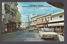 Arecibo Downtown circa 1973