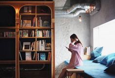 Book and Bed, un hostal para los amantes de los libros