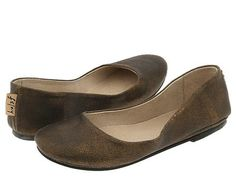 French Sole Sloop Pewter Metallic Nappa - Zappos.com Free Shipping BOTH Ways