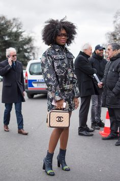 BG STREET STYLE/These Are The Best Street Style Looks From PFW So Far