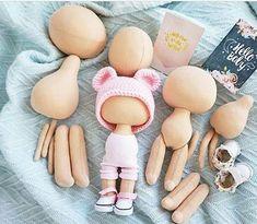 Handmade doll Stoffpuppe Poupée Tilda doll Fabric doll Textile doll Cloth doll Art doll Bambole Rag doll Puppen Muñecas Beige doll Yulia K Doll Crafts, Diy Doll, Doll Toys, Baby Dolls, Crochet Baby Toys, Diy Crochet, Fabric Toys, Sewing Dolls, Doll Tutorial