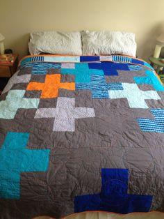 milkybeer: One last custom quilt